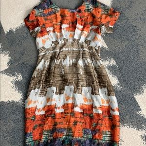 Collective Concepts printed dress